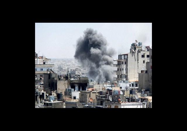 Suriye'de Katliam Devam Ediyor