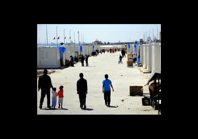 Suriyeli Sığınmacı Sayısı 1 Milyona Ulaştı