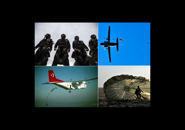 Gökyüzünün Hakimi Paraşütçü Komandolar
