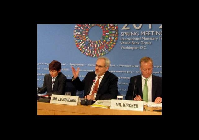 IMF Kaynakları Artırılacak