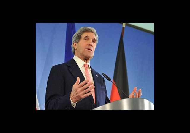 ABD'den Filistin Diplomasisi