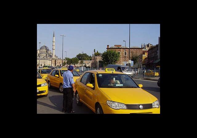 Taksilerde Akbil mi Kullanılacak?