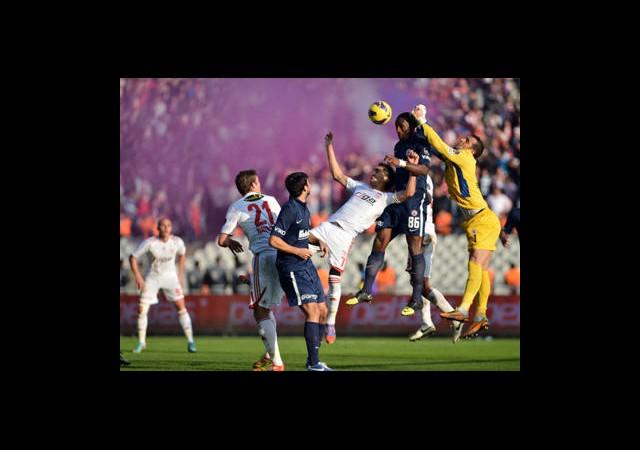 İBB:2 Sivasspor:0
