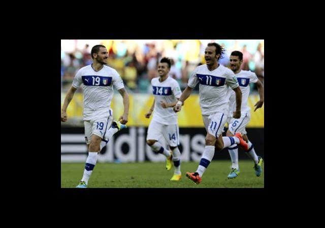 İtalya, Penaltılarda Muslera'yı Avladı!