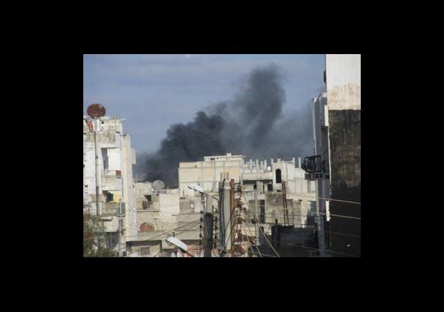 Suriye'den Silah Sesleri Yükseldi