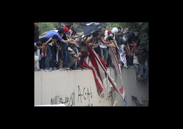 Mısır'da ABD'ye BüyükTepki
