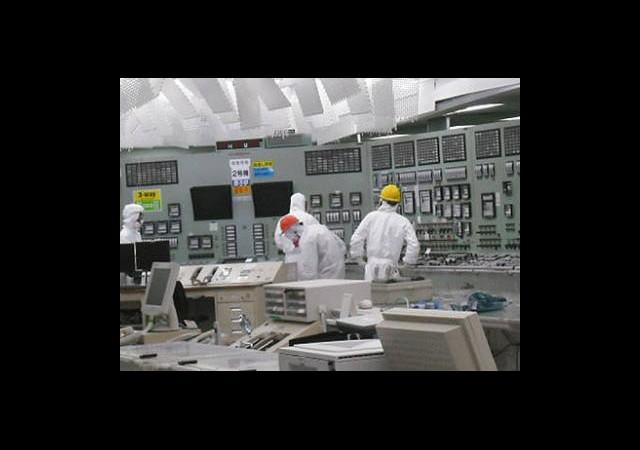 Fukişima Nükleer Santralinde Yeni Sorun