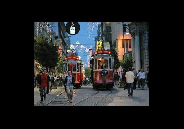 Taksim'de Toplu Ulaşım Güzergahında Değişiklik