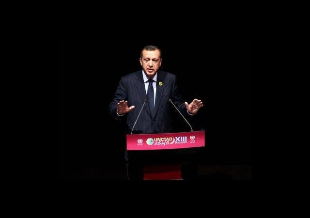 Başbakan Erdoğan'dan Suriye Çıkışı
