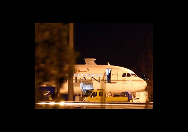 Suriye Uçağının İstihbarat Kaynağı ABD