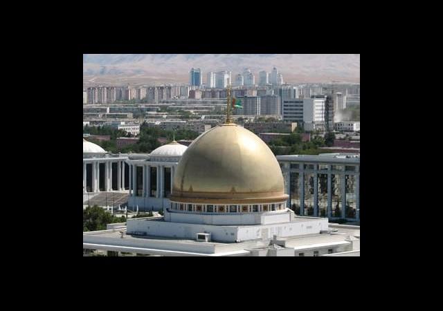 Türkmenistan Yükselişte