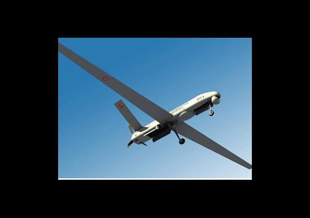 İnsansız Savaş Uçağı Geliyor
