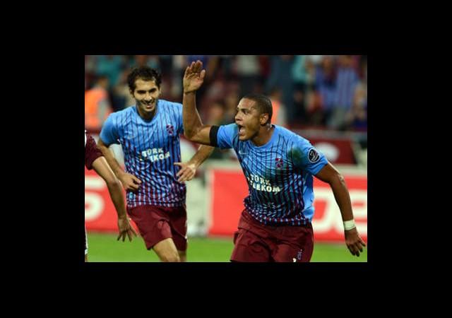 Trabzonspor'da Golcüler Arttı