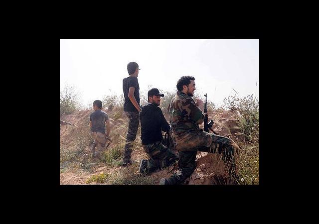 Libya'da Silahlar Sustu