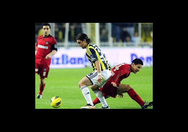 Fenerbahçe Gaziantep Deplasmanında