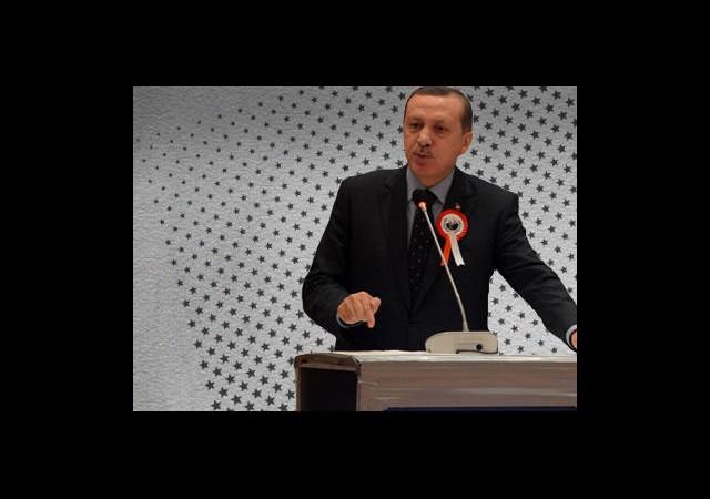 Başbakan Erdoğan İsrail'e Yüklendi