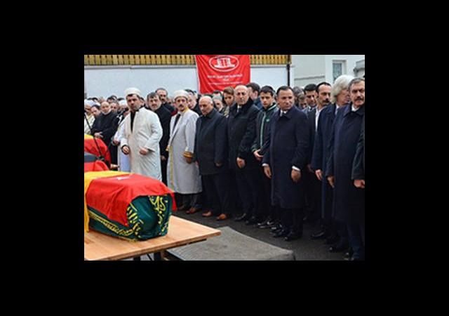 Cenazeler Türkiye Yolunda