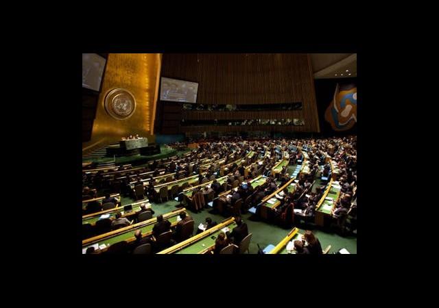 BM Genel Sekreter Yardımcısı Şam'da