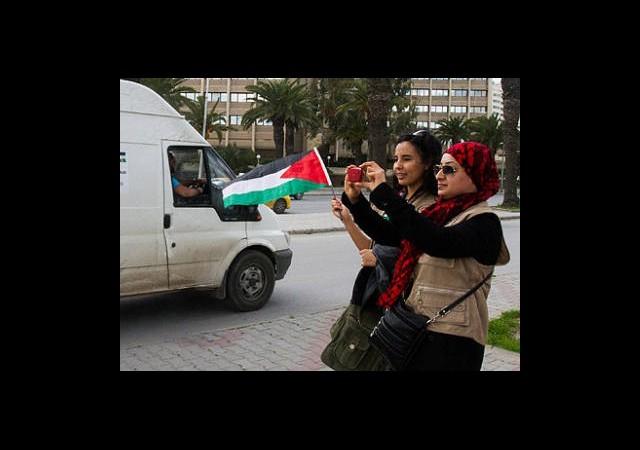 ''Mavi Marmara Kafilesi'' Gazze Yolunda