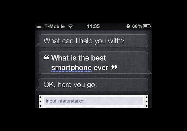 Siri'ye Göre En İyi Akıllı Telefon Lumia 900
