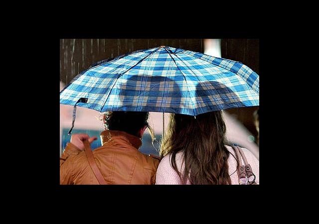 Şemsiyelerinizi Hazırlayın!