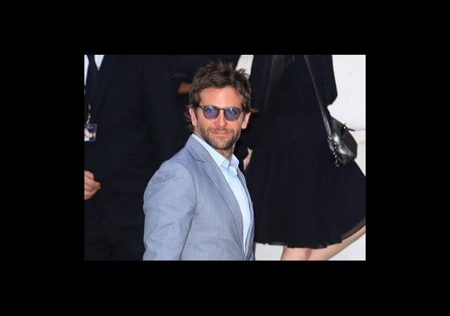 Bradley Cooper Bvlgari Partisinde!