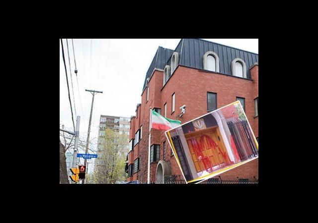 Kanada'dan İran'a Şok