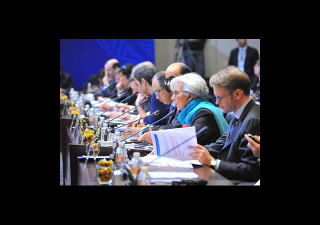 ABD'den IMF'ye Katkı Yok
