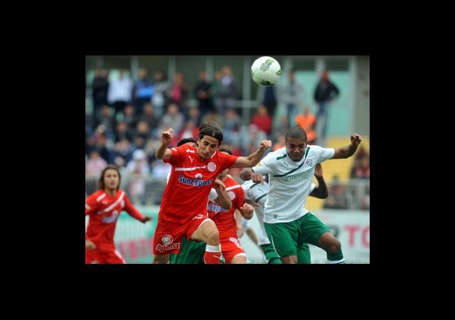 Antalyaspor'dan TFF Açıklaması
