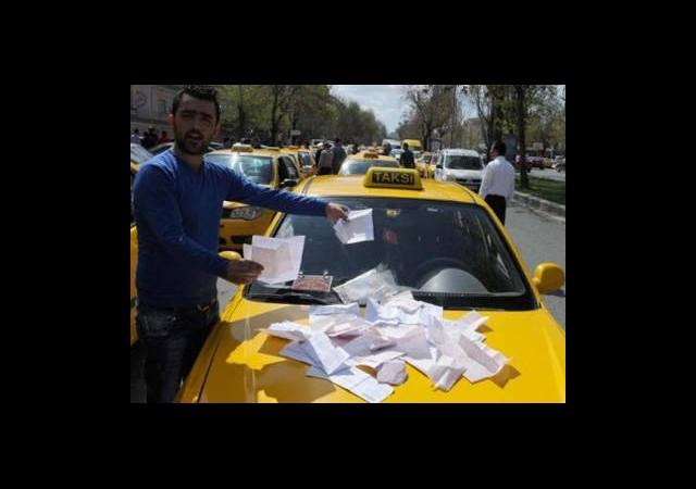 Taksici İsyanı