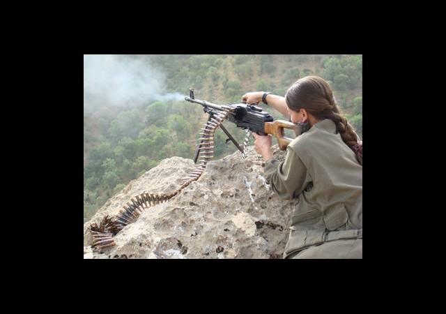 Kadın Teröristten Çarpıcı İddia