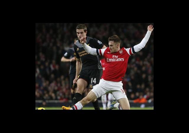 Arsenal Geriden Geldi