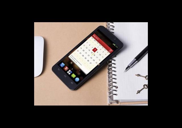 MWC 2013: 5.7inçlik Dev Bir Telefon: ZTE Grand Memo