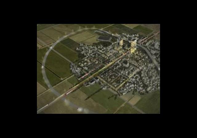 Teknoloji Firmasından Hayalet Şehir
