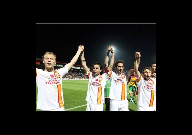 Galatasaraylılar Bu Maçı Bekliyor