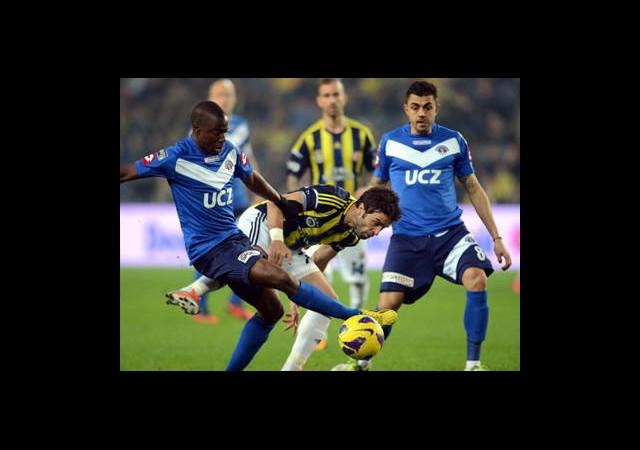 Fenerbahçe 4. Galibiyetin Peşinde