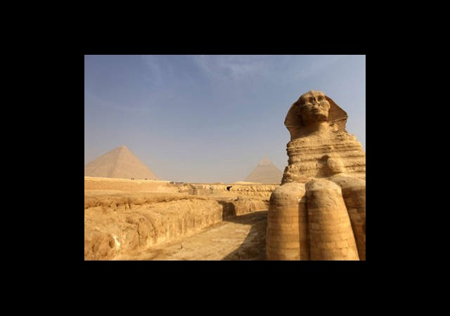 'Sfenks ve Piramitleri Yıkacağız''