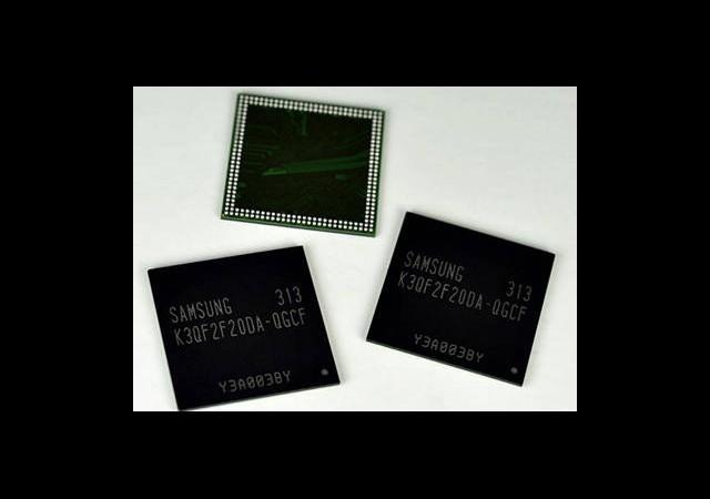 Samsung'dan Mobil Cihazlar İçin Yeni RAM Modülü