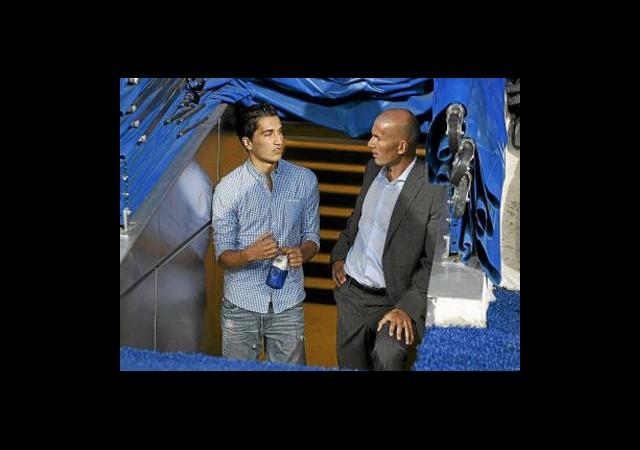 Nuri'den Zidane İtirafı