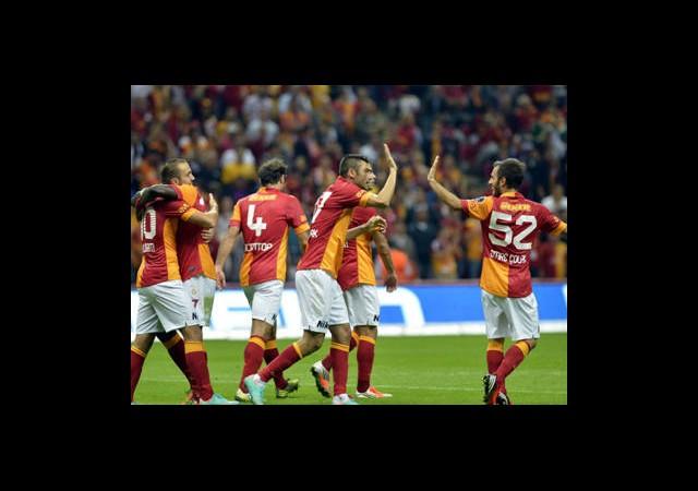 Galatasaray'a Şansı Tutmuyor