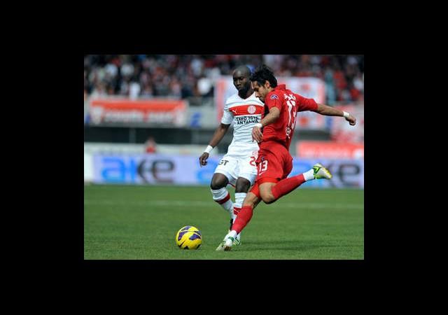 Antalyaspor Kazanmayı Hatırladı