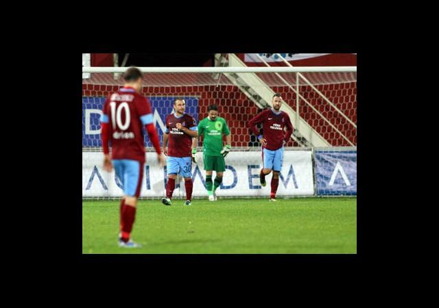 Trabzonspor'da 3 Şok