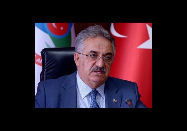 Türkiye'nin Sorunlarını Omuzladık