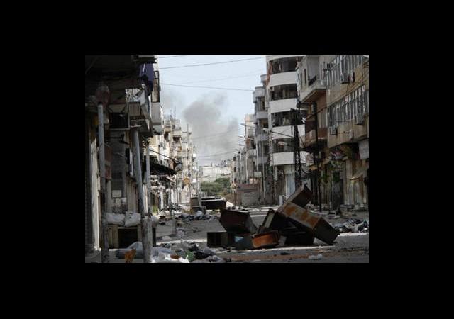 Suriye'de Patlama 50 Ölü