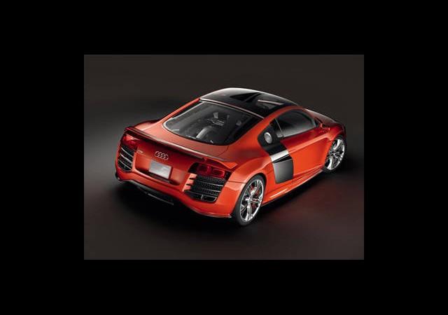 Audi'den Süper Bir Araba