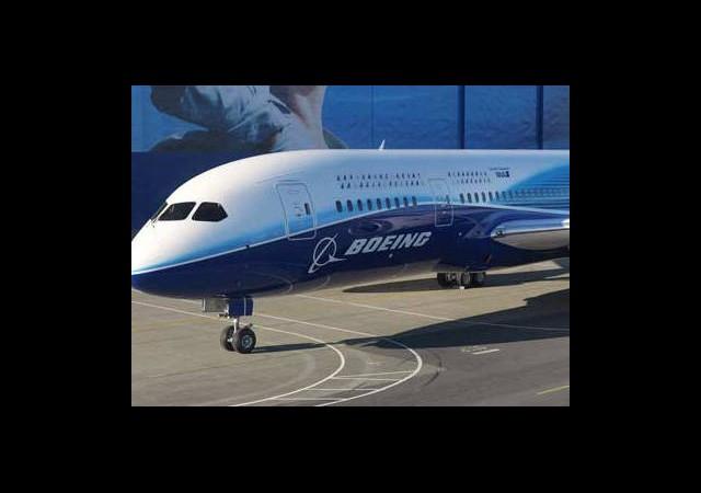 Boeing'in Yeni Uçağı İstanbul'da