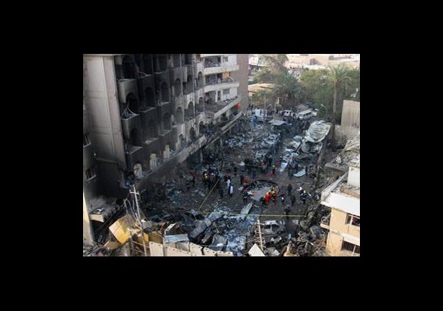 Saldırıları El Kaide Üstlendi