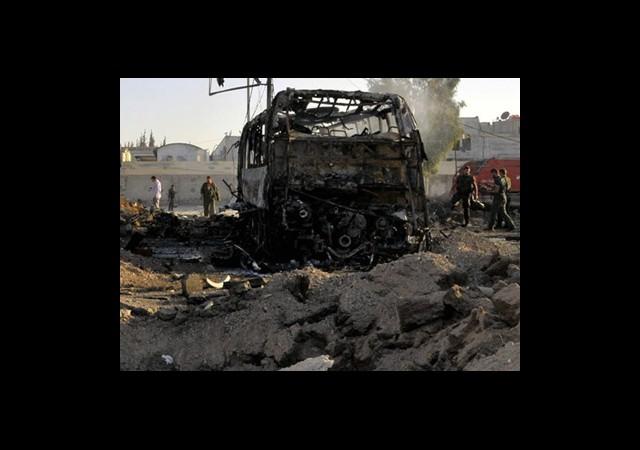 Suriye'de Ateşkes İhlal Edildi