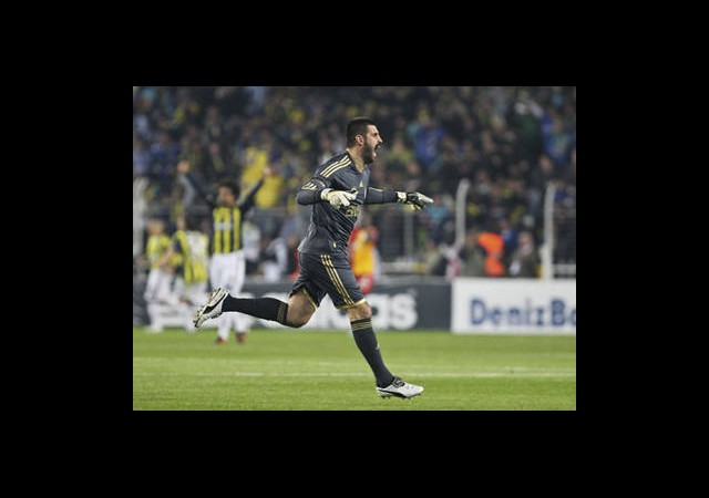 Fenerbahçe Kalesi Güvende