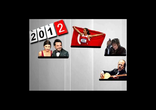 2012 Böyle Geçti...